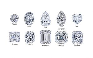 Different Kind of Diamond Shapes