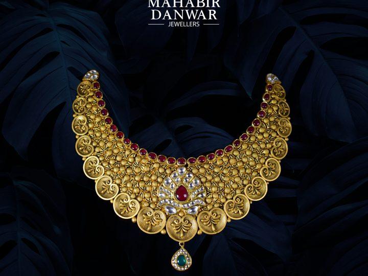 Amazing Antique Jewellery Designs – Trending